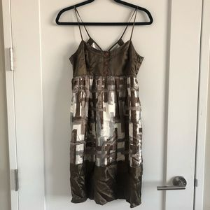 Brooklyn Industries Silk Dress Size 2